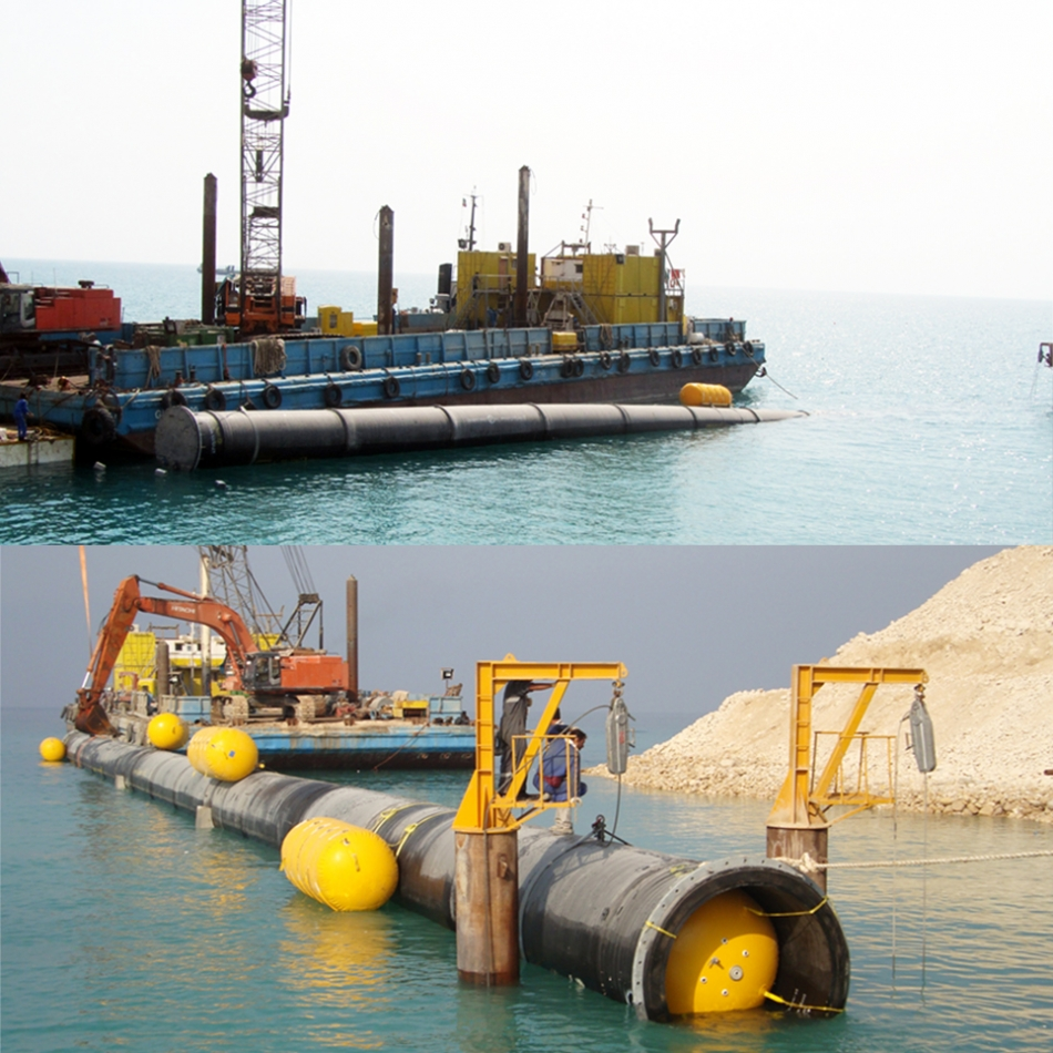 South Pars Gas Field Development - Phases19 :   Design, Engineering, Supply, Construction and Installation of Marine Pipeline of Seawater Intake System